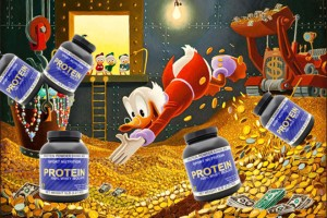 scrooge-mcduck-swimming-in-Protein